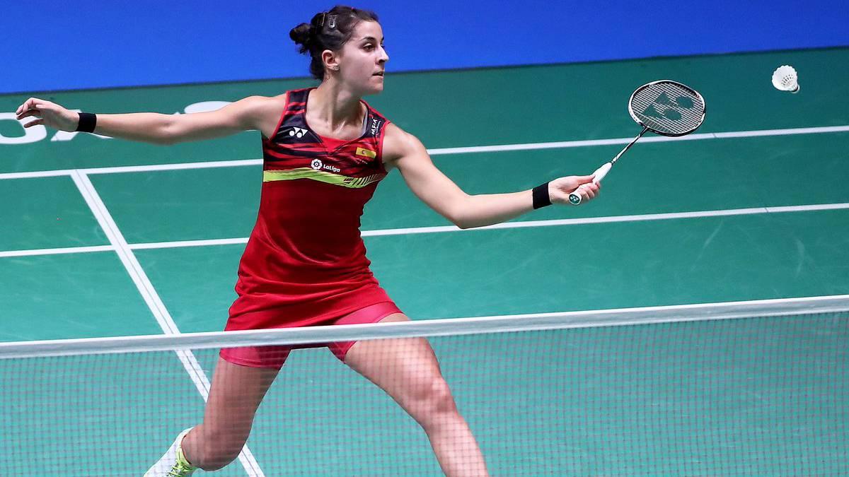 Carolina Marín aplasta a la número 1 del mundo para ganar el Abierto de Tailandia