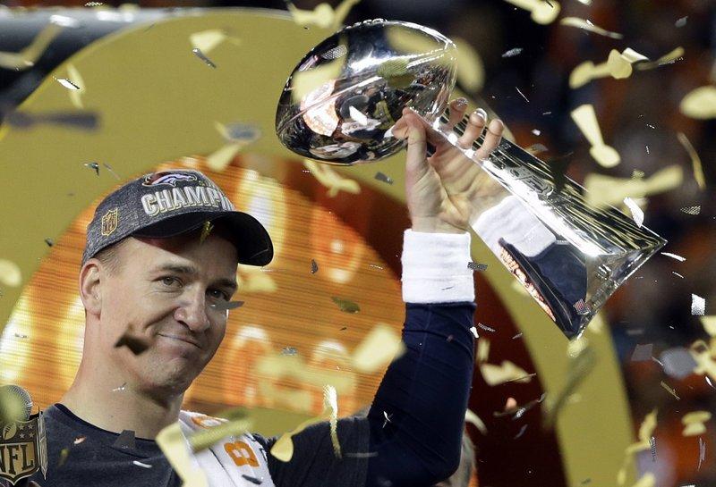 Peyton Manning, finalista al Salón de la Fama