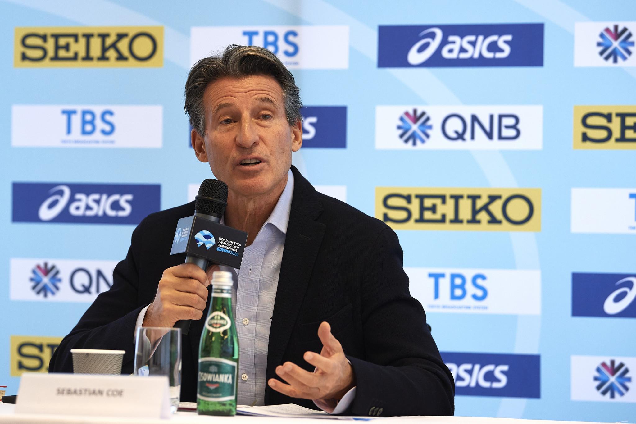A Coe le preocupa que los atletas de Tokio 2020 puedan ser