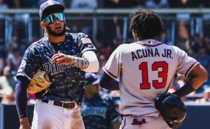 Veinte ejecutivos de la MLB eligen a Tatis Jr. para iniciar sus franquicias