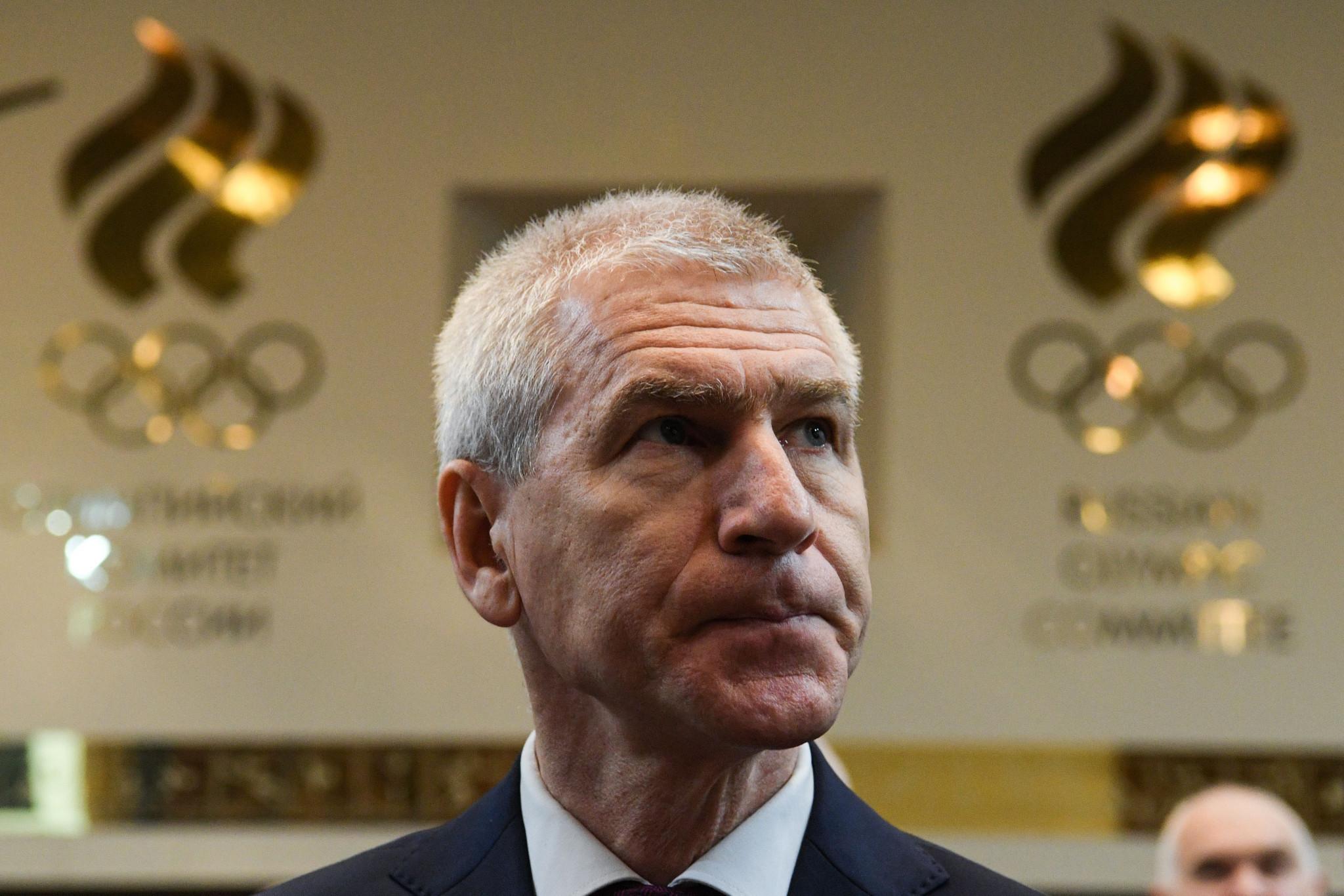 Ministro de Rusia apoya propuesta de reemplazar himno en olimpiadas