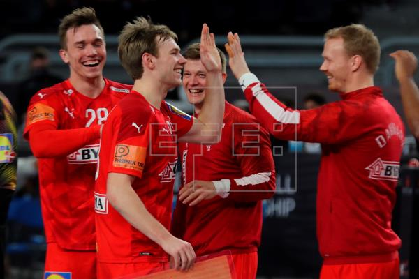 Dinamarca y España, con un pie en cuartos de final Mundial Balonmano