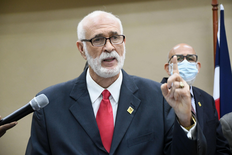Antonio Acosta llama a la unidad tras asumir presidencia del COD