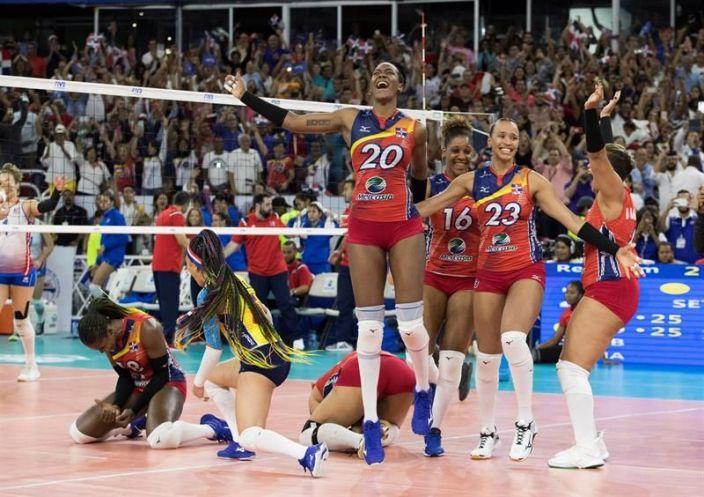 República Dominicana quiere medallas, sin importar su color