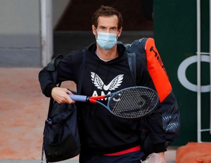 Murray, positivo por COVID, en duda participación Abierto Australia