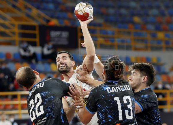 Dinamarca, España y Hungría sellan billete a cuartos mundial balonmano
