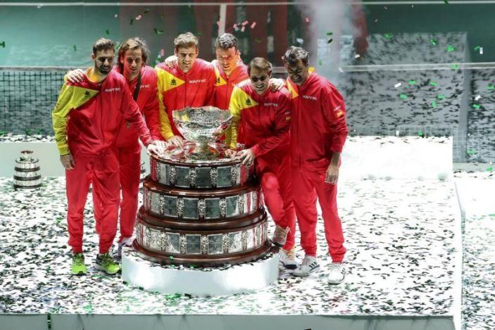 La Copa Davis con más sedes y se alarga a 11 días de competición