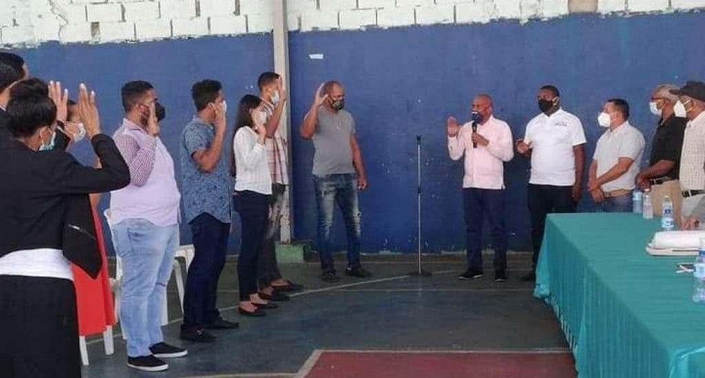Fedoclubes juramentan nueva directiva del Club Ramón del Orbe