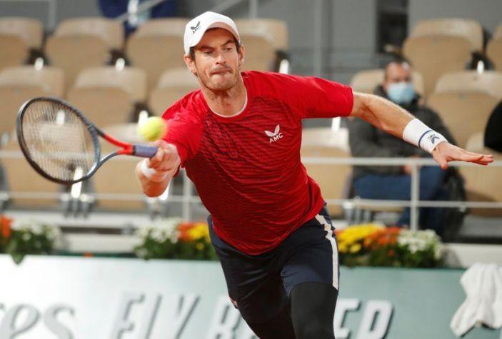 Murray no jugará Abierto de Australia tras dar positivo al COVID-19