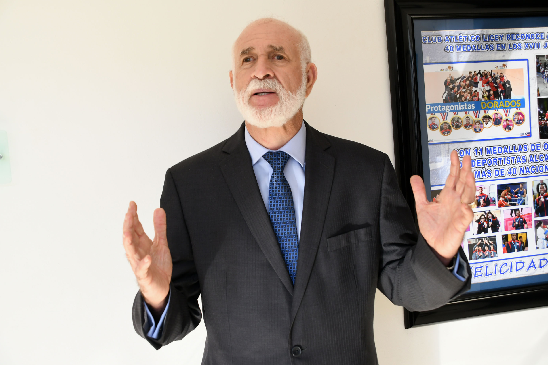 COD convoca federaciones a juramentación de nuevo presidente