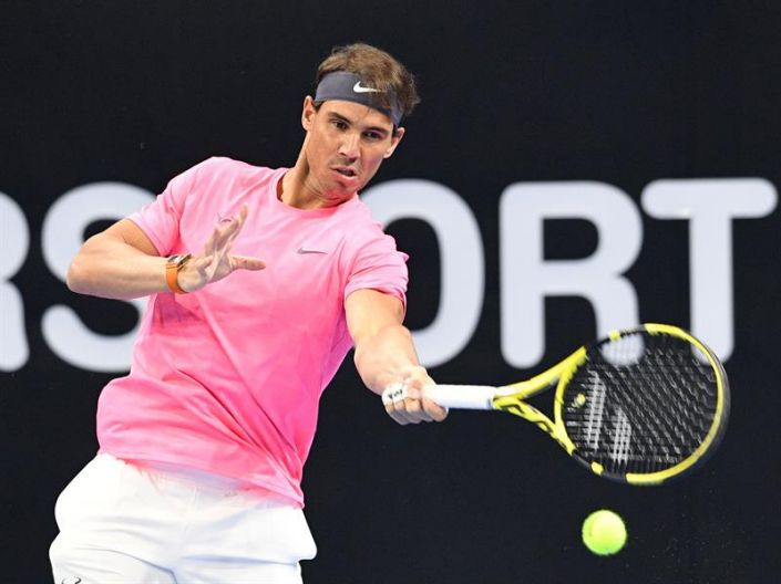 Nadal, Bautista y Carreño representarán a España en Copa ATP