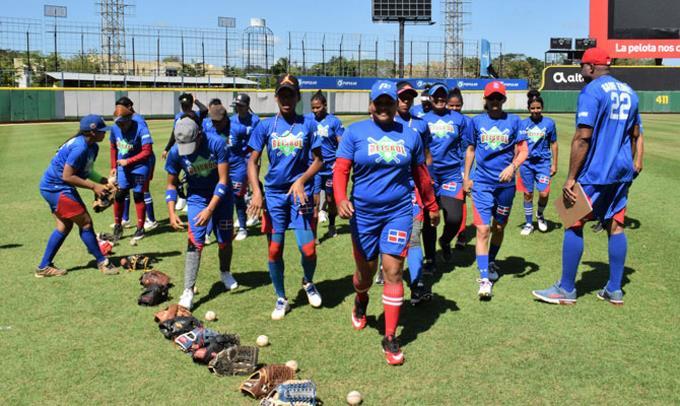 Béisbol Femenino y U-15 a entrenar  en Burbuja con miras a Copa Mundial