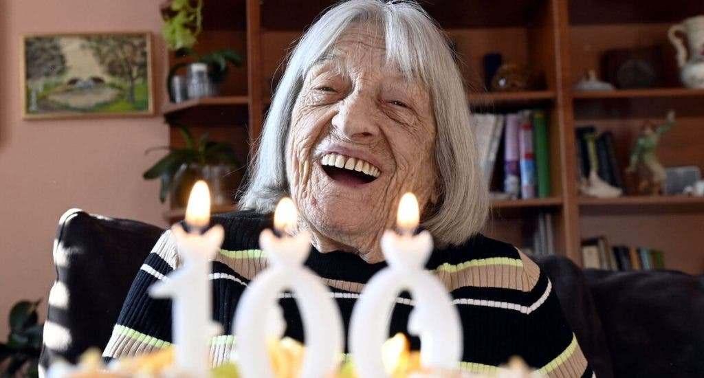 La campeona olímpica más veterana, Ágnes Keleti, cumple 100 años