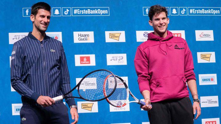 Djokovic, Nadal, Thiem y Medevedev estarán presentes en la Copa ATP