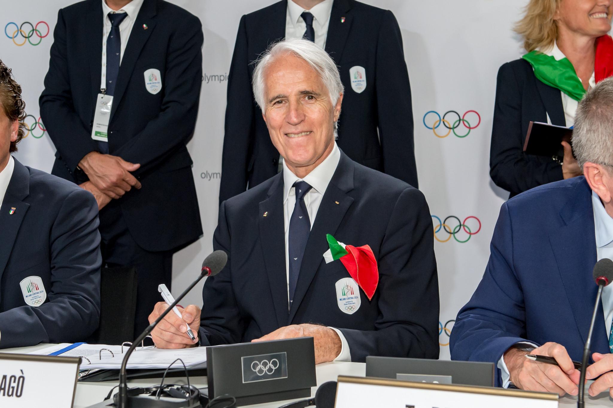 Italia evitará la prohibición de Tokio 2020 tras la reforma deportiva del Gobierno