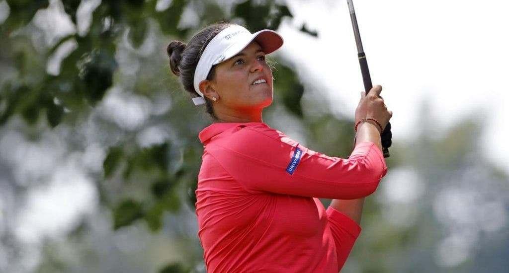 María Fernanda Torres, con la meta de ser primera golfista puertorriqueña en JJ.OO.
