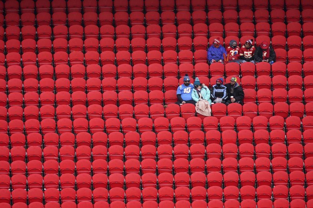 Audiencia televisiva de la NFL baja, pero sin preocupar