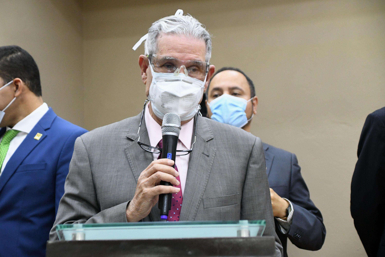 José Joaquín Puello Herrera invita a respaldar gestión de Acosta