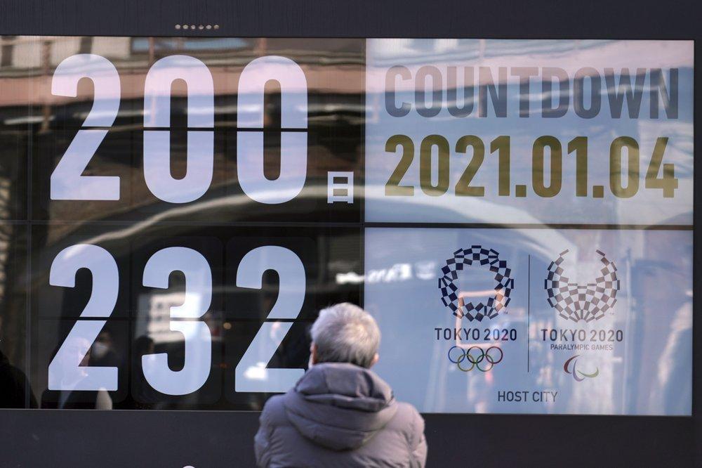 Los Juegos de Tokio están a 200 días