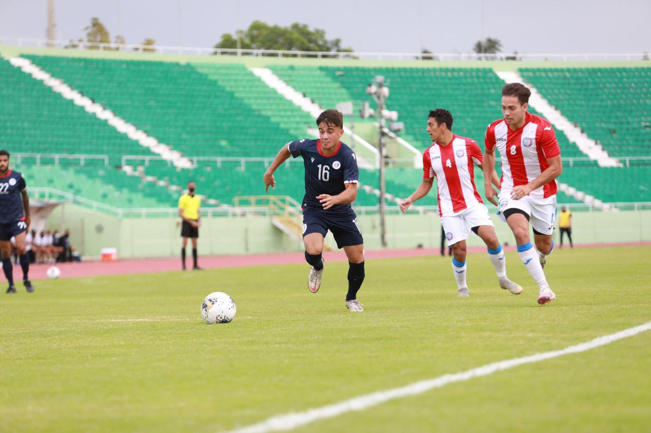 Dominicana cae ante Puerto Rico en partido amistoso