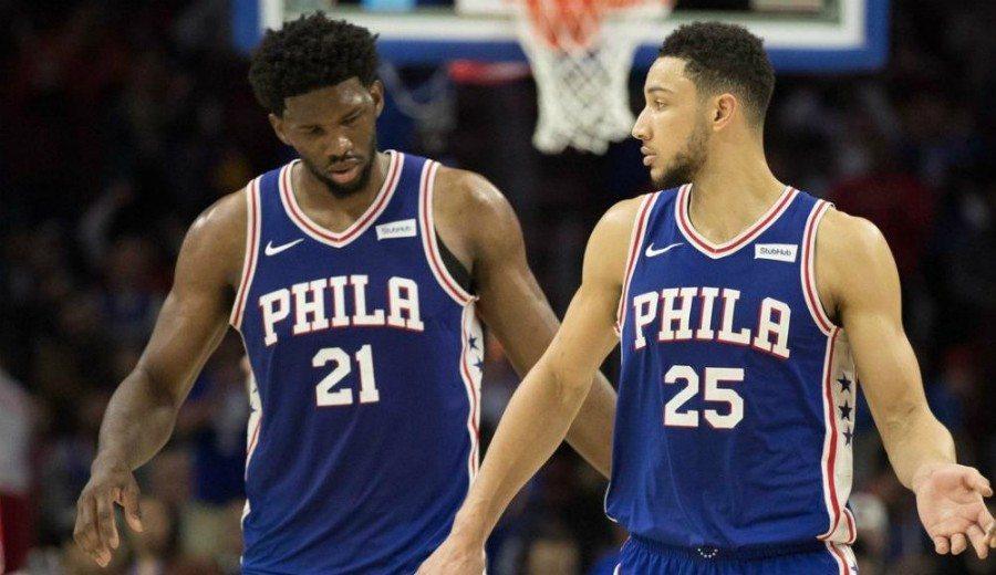 Filadelfia gana cuarto partido al hilo; Antetokounmpo anota 43