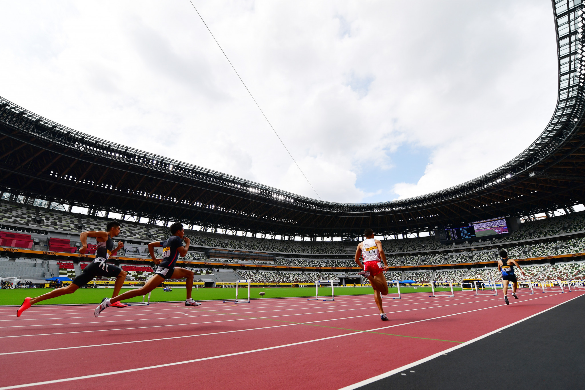 Poco probable que atletas extranjeros compitan en prueba Continental Tour para Tokio 2020