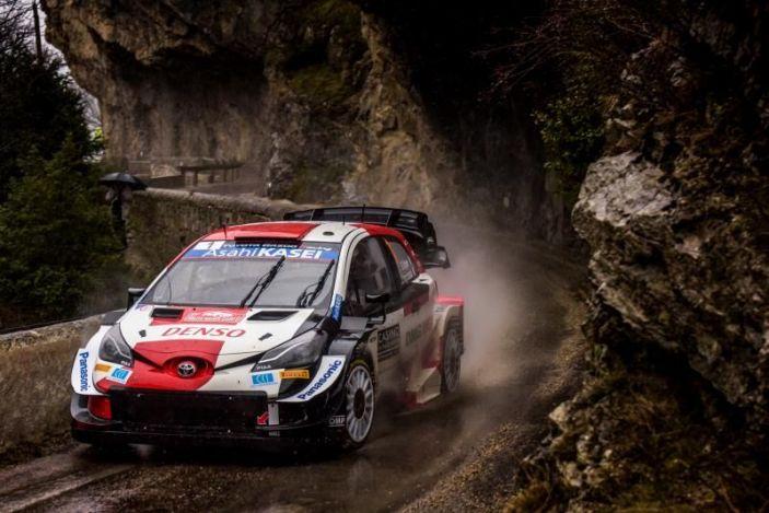 Sébastien Ogier, campeón del Rally de Montecarlo por octava vez