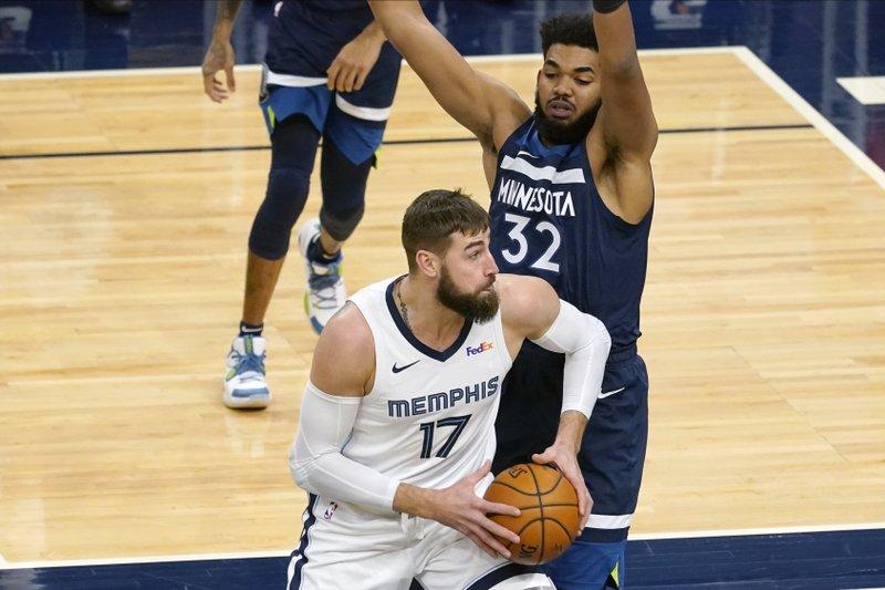 Towns anota 25 en derrota de Minnesota; Nets vencen a Knicks; Lakers nueva marca de triunfos