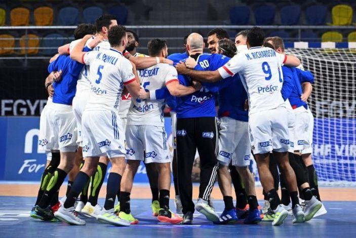 Francia, Noruega, Suecia y Egipto logran el pase a cuartos de final