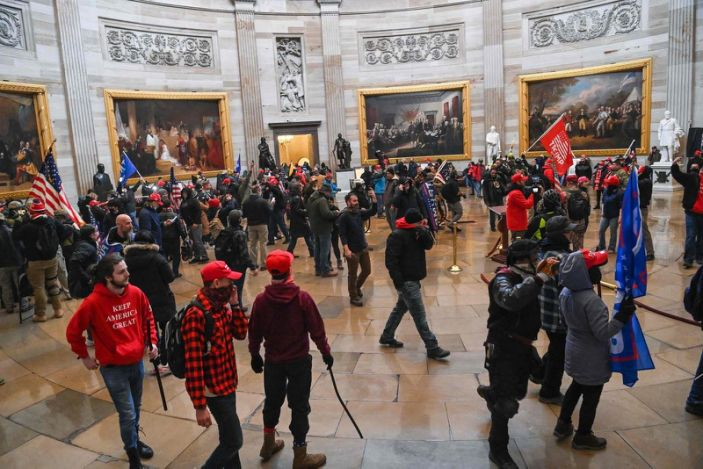 Figuras de la NBA condenan actos de vandalismo en el Capitolio