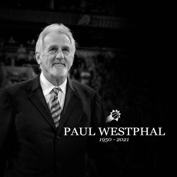 Paul Westphal, ícono de los Suns y miembro del Salón de la Fama