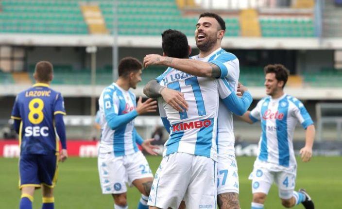 El Milan, campeón de invierno; Lozano de récord y Cuadrado relanza a Juve
