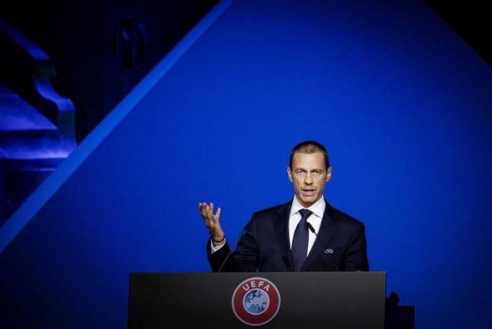 UEFA confirma candidatos Comité Ejecutivo y vicepresidencia a FIFA