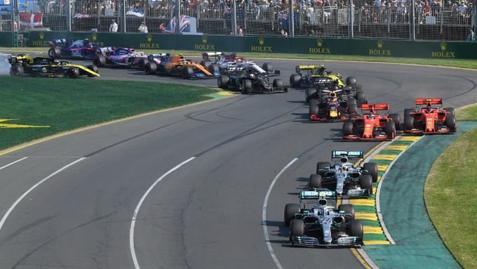 Gran Premio F1 Australia en dudas por la pandemia del COVID