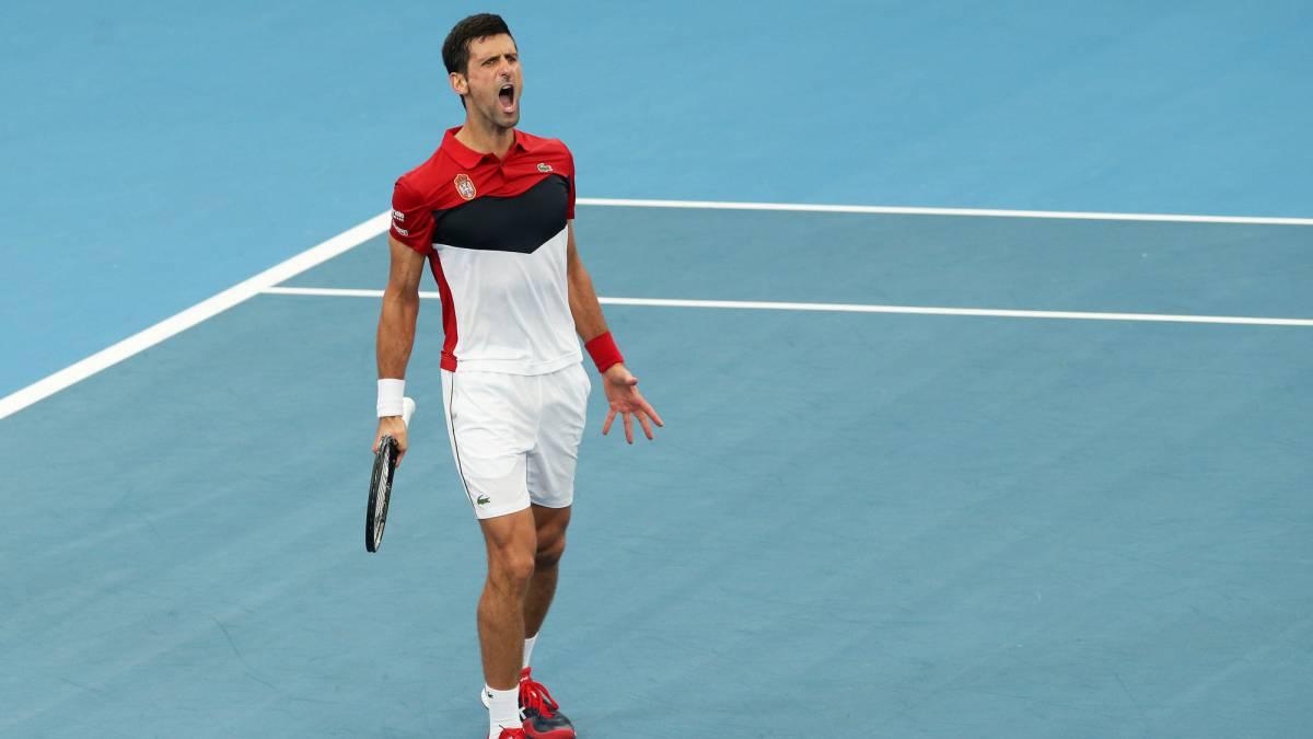 Serbia enfrentará a Alemania y Canadá en Copa ATP
