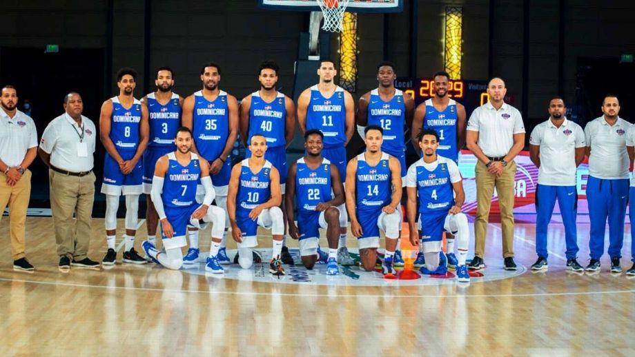 Basket RD prepara juego fogueo con Puerto Rico previo inicio ventana FIBA