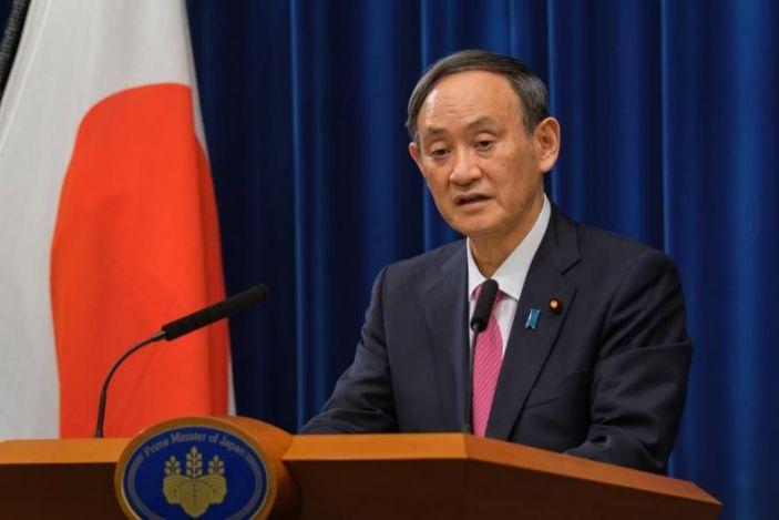 Suga reafirma que Tokio acogerá JJOO pese nuevo estado emergencia