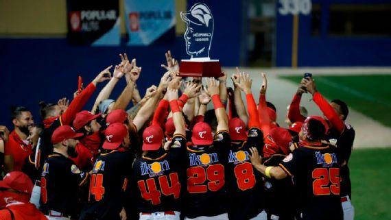 Criollos barre a Indios y conquista su campeonato 19 en LBPRC
