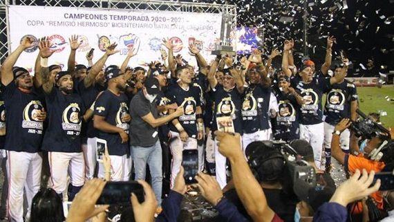 Caribes barren a Cardenales y es campeón Liga Béisbol Venezuela