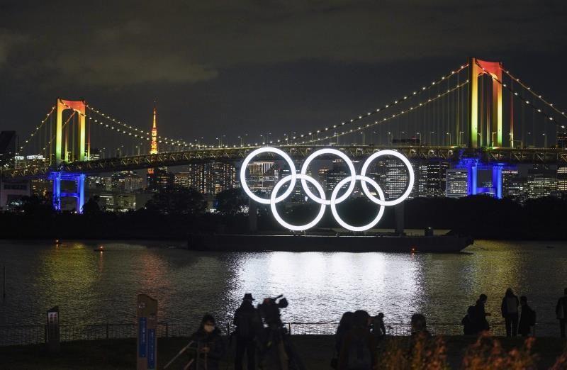 ¡El año Olímpico ha comenzado!: así dieron los atletas la bienvenida a 2021