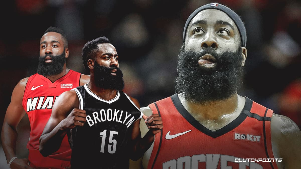Houston traspasa a James Harden a los Brooklyn Nets