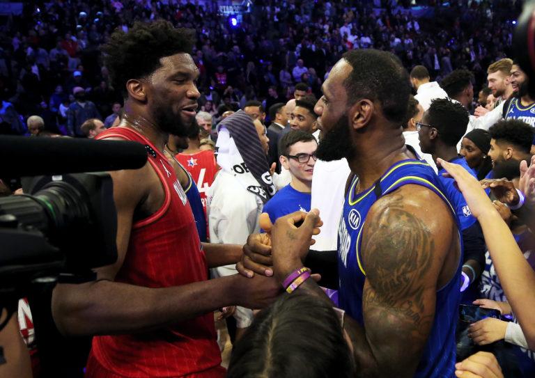 NBA se plantea celebrar el All-Star Game esta misma temporada
