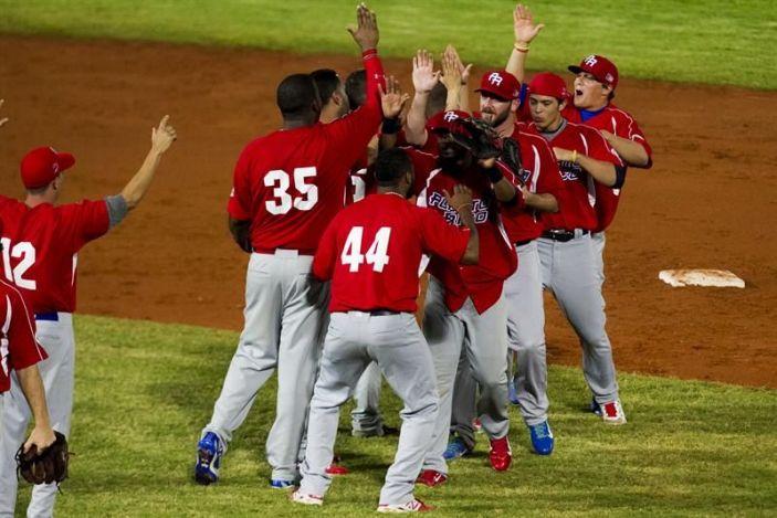 Los Indios de Mayagüez cruzan a la final del béisbol en Puerto Rico