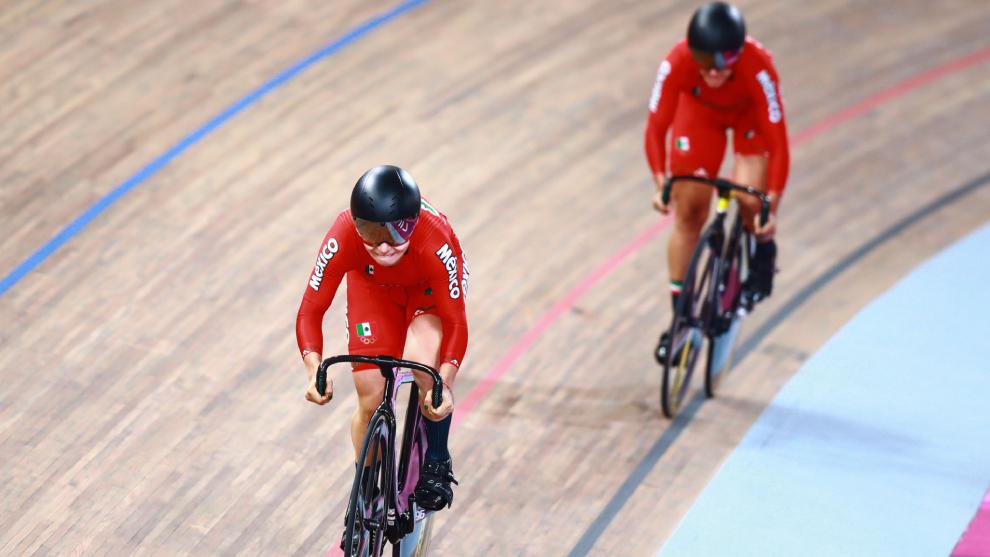 El ciclismo en pista mexicano busca brillar en Tokio 2020