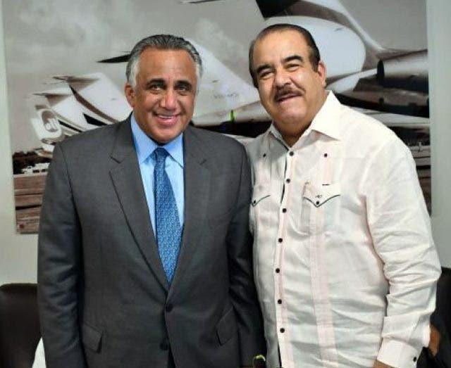 Selecciones Voleibol y Hoffiz agradecen apoyo de Luis Mejía Oviedo