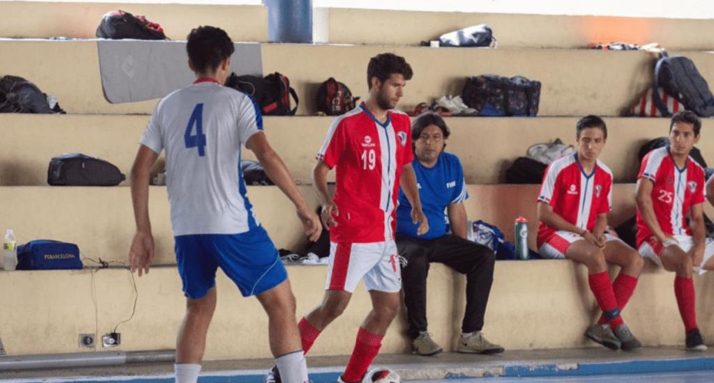 Selección fútsal entra directo al Grupo C del Premundial 2021