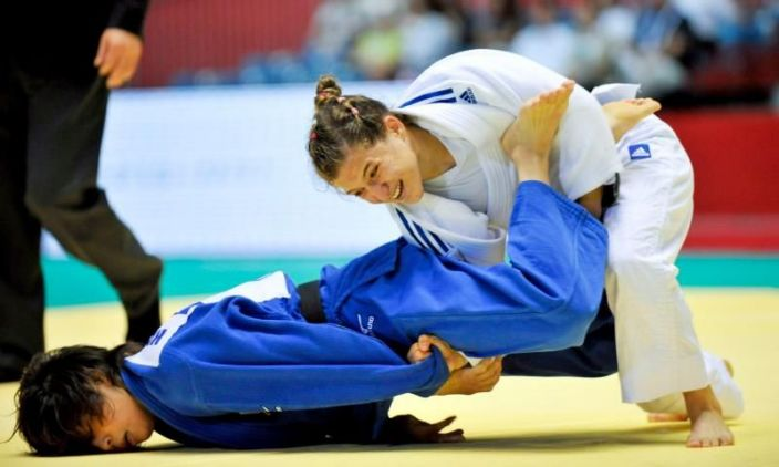 La argentina Paula Pareto dirá adiós al judo luego de Tokio 2020