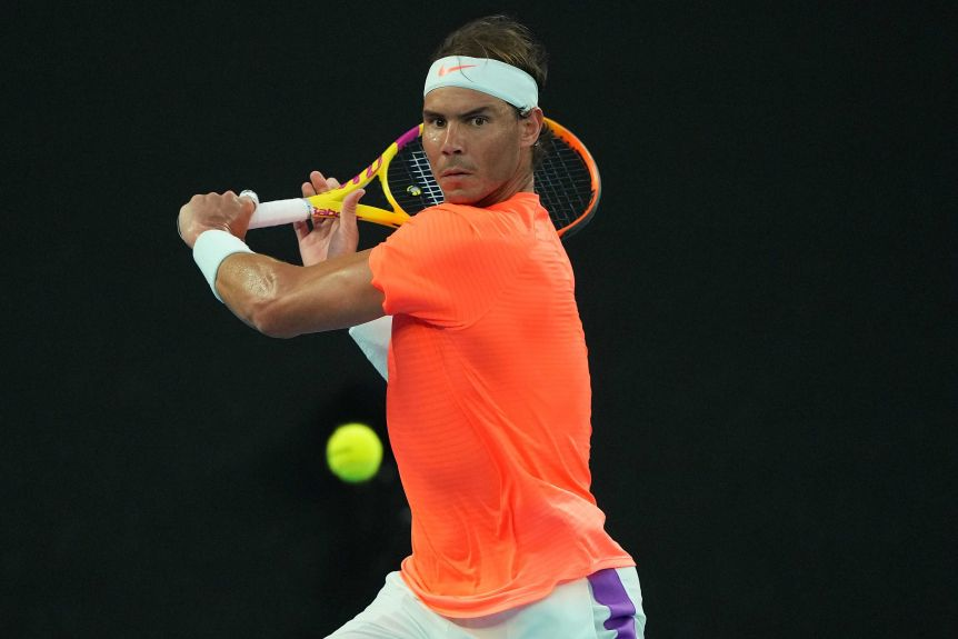Rafael Nadal anuncia retiro del torneo de Acapulco
