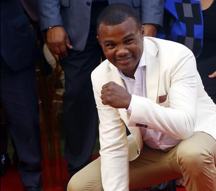 Tito Trinidad apadrina un programa de boxeo en un municipio en el suroeste de Puerto Rico