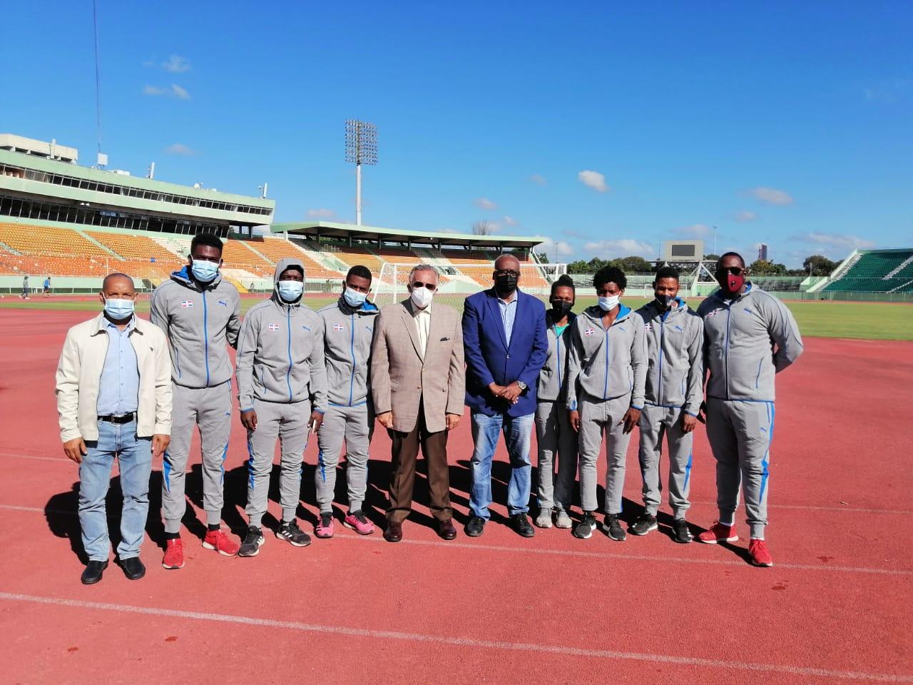 Atletas campo y pista harán base preparación de altura en Ecuador